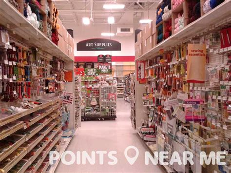 Craft Stores Near Me