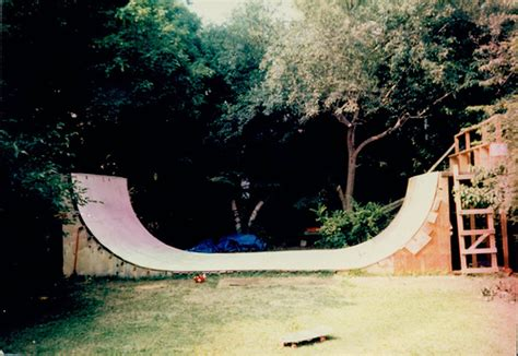 Building A Halfpipe In Your Backyard by How To Make A Halfpipe At Home Ehow Uk