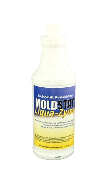 liqua zyme enzyme bacterial mold cleaner