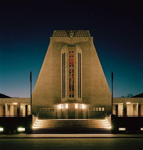 Bestattungsforum In Hamburg Ohlsdorf by Krematorium Ohlsdorf Dohse Und Partner Architekten