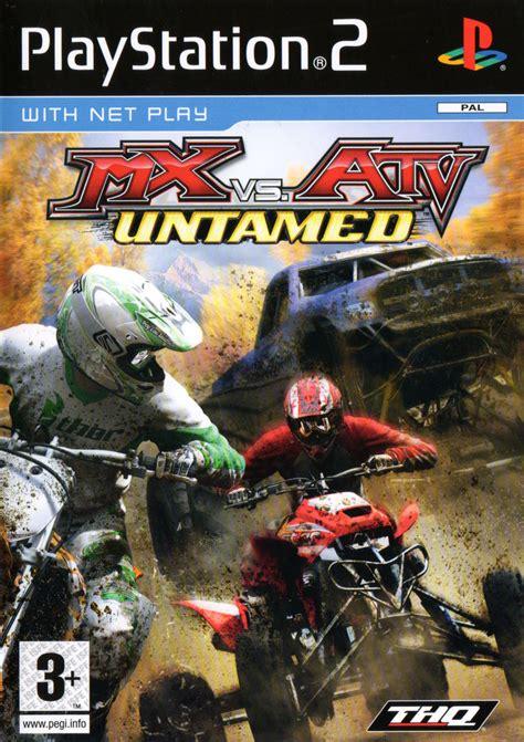 mx  atv untamed  playstation   mobygames