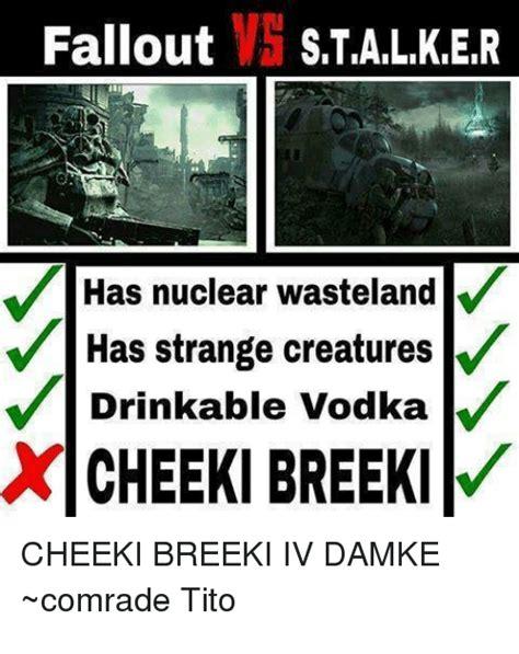 S T A L K E R Memes - 25 best memes about breeki breeki memes
