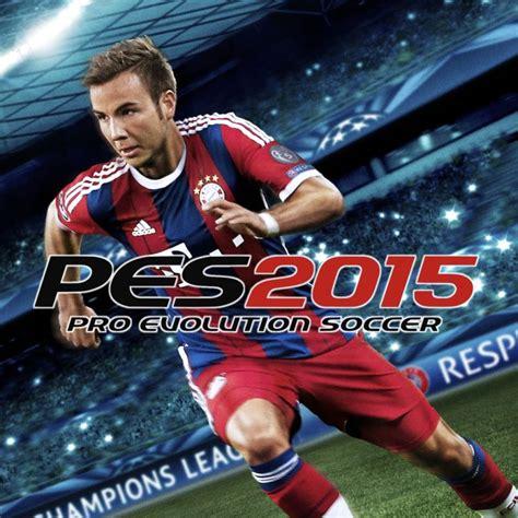 PES 2015: Pro Evolution Soccer (2014) - MobyGames