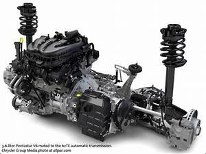 3 6l Pentastar V6 - Promaster