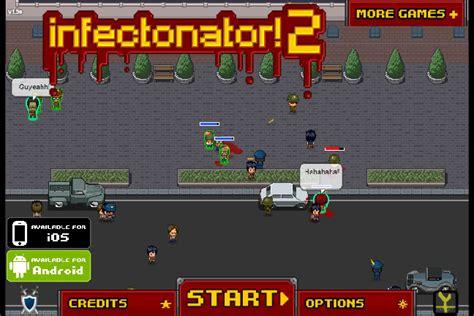 infectonator game screenshots