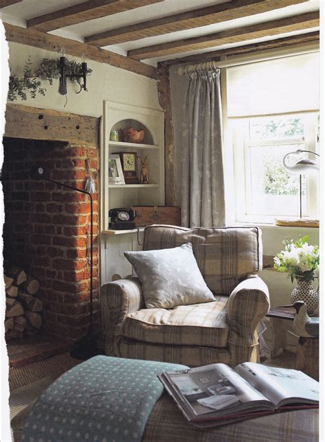 Pin By Bernard Toulgoat On Country Cottage Livingroom