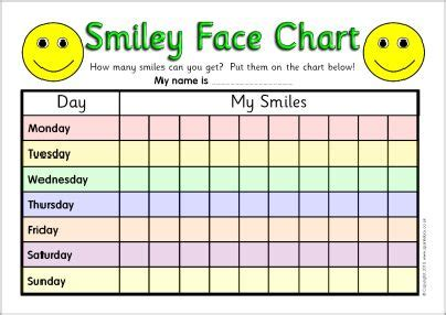 tasc colors for today 7 day reward charts sb3144 sparklebox projects to