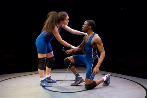 'The Wrestling Season' pins audience to stage - University ...