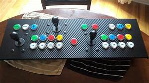 New Control Panel For My Pinball  U0026 Arcade Cabinet     And