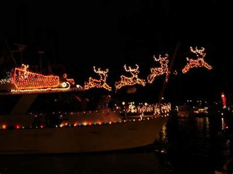 lighted boat parades shows mid atlantic