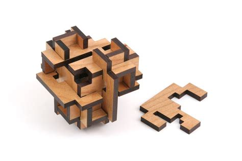great wooden puzzle lasercutting woodworking toys