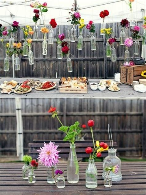 40 Garden Ideas For Your Summer Party Decoration