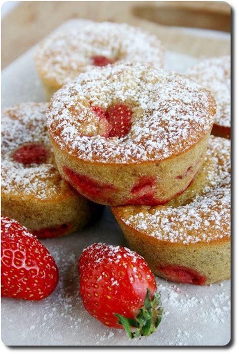 moelleux aux fraises savoirs et saveurs