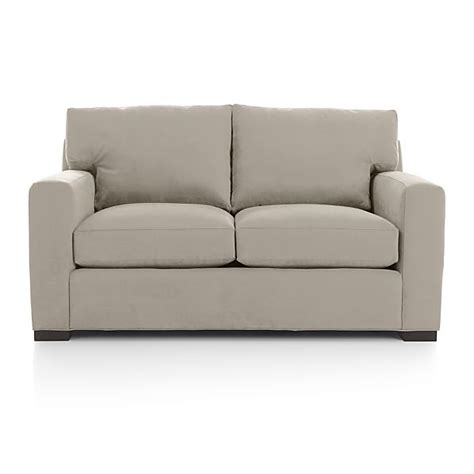 axis ii full sleeper sofa coffee crate and barrel