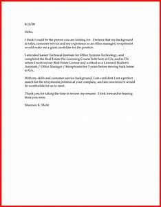 basic cover letter for resume resume template easy With cv letter sample