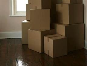 Packing Boxes for Moving