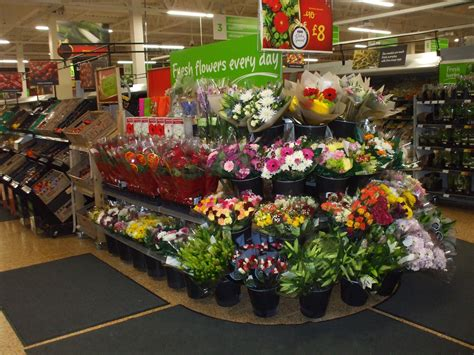 asda christmas flower festival collections