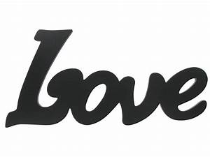 The Word Love In Black And White Pictures to Pin on ...
