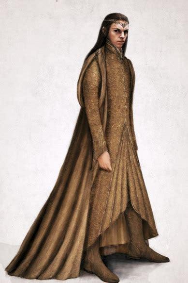 Elrond Galadriel And Thranduil Costume Design
