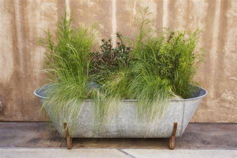large tub planter urban kitchen shop