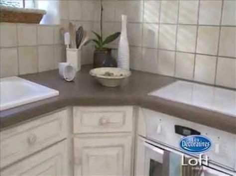 les decoratives tendance cuisine peinture quot loft meuble quot les d 233 coratives sur loisircreatif net