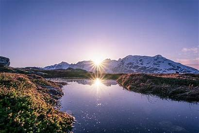 Norway Evening 27th Hikes Until Makes Sun