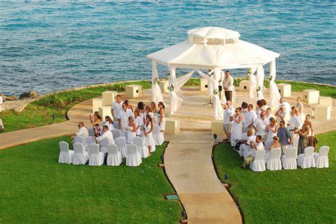cancun weddings dreams cancun resort spa