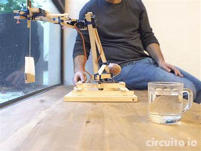 Arm Robotic Materials Arduino Recycled Project Hackster