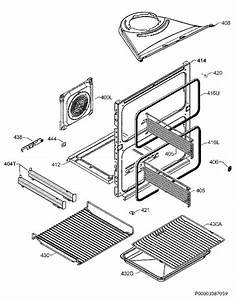 Aeg Nc4013021m  94417155600  Oven Oven Spare Parts Diagram