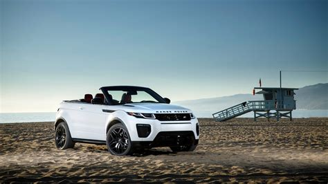 Land Rover Range Rover Evoque 4k Wallpapers by Range Rover Evoque Convertible 4k Wallpaper For