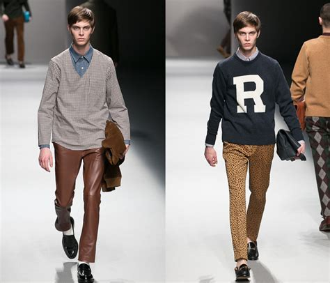 Light Jackets For Spring by Mr Gentleman 2013 2014 Fall Winter Mens Runway Collection