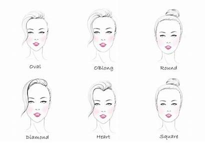 Face Shape Attractive Which Shapes Different Main
