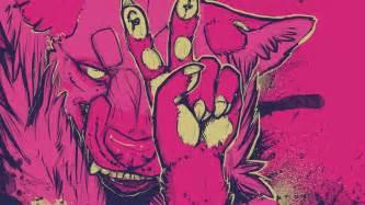 furry anthro pink wallpapers hd desktop  mobile