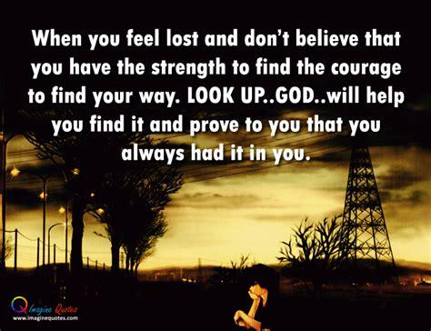 feeling lost quotes quotesgram