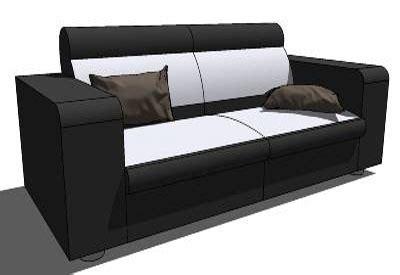 Sketchup Components 3d Warehouse Sofa