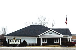 funeral home kok funeral home cottage grove mn legacy Kok