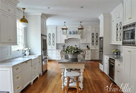 classic white kitchen dear lillie a classic and timeless white kitchen 974 | kDSC 3664