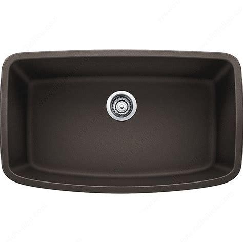 undermount kitchen sink brackets blanco sink valea sup single bowl richelieu hardware 6587
