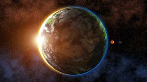Planet Earth by Anarchycz on deviantART