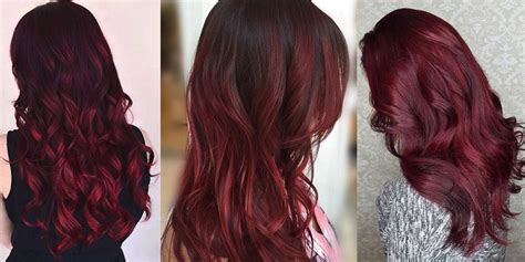 what color hair do you is burgundy hair color right for you matrix
