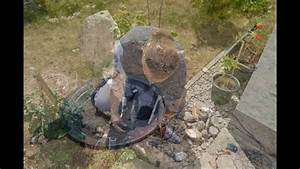 Wurmkomposter Selbst Bauen : quellsteinbrunnen selbst bauen youtube ~ Eleganceandgraceweddings.com Haus und Dekorationen