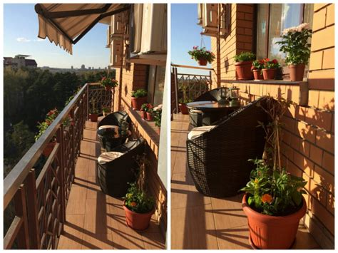 Balcony Sill by How To Turn A Balcony Into A Cozy Nook Real Exle