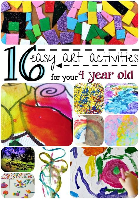 best 25 4 years ideas on 4 year olds 4 year 277 | c7c034ad62fd121a0cac05d25f3b4b70 art activities learning activites for year olds
