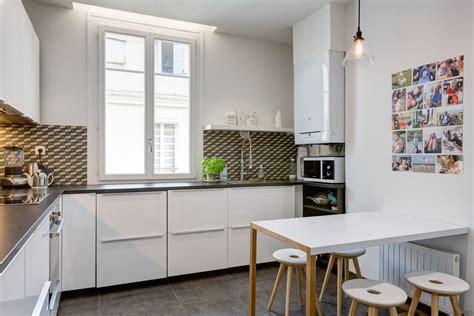 Deco Cuisine Appartement D 233 Coration Cuisine Appartement Neuf