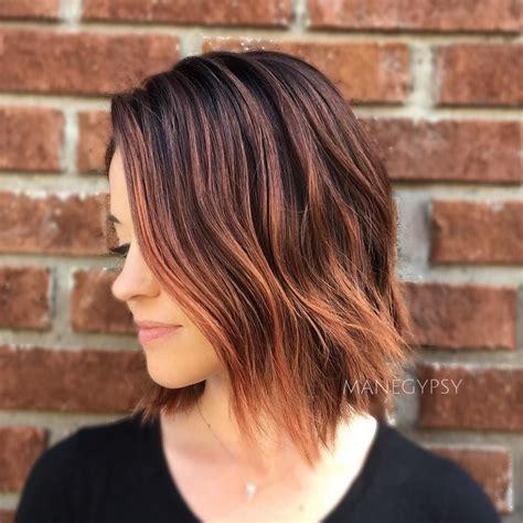 stunning balayage short hairstyles  hot hair