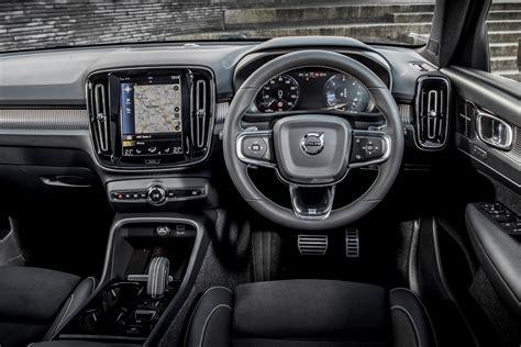 volvo xc40 interior volvo xc40 review automotive