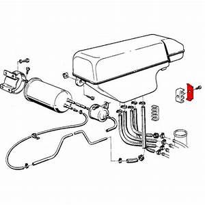 Bmw 3-series E21  1977-1983  - Fuel System