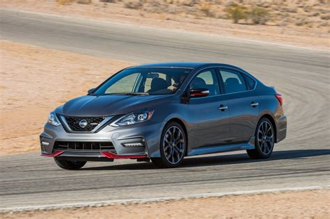 2017 Nissan Sentra Nismo Takes Cues from SR Turbo - Motor ...
