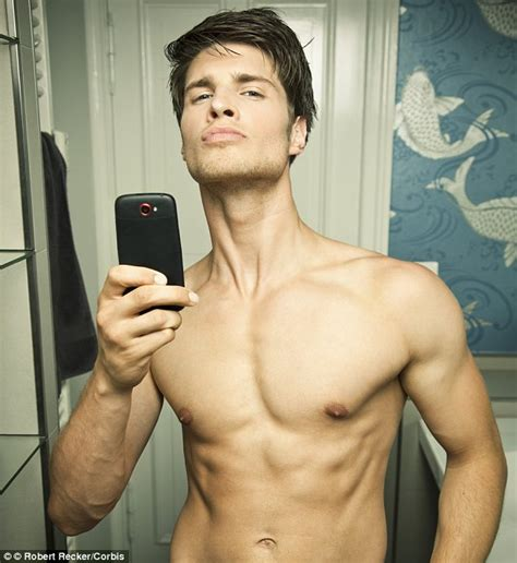 Scientists Say Guys Who Love Taking Selfies Have A Certain