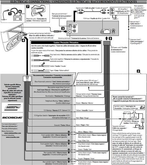 jvc kd r336 wiring diagram wiring diagram